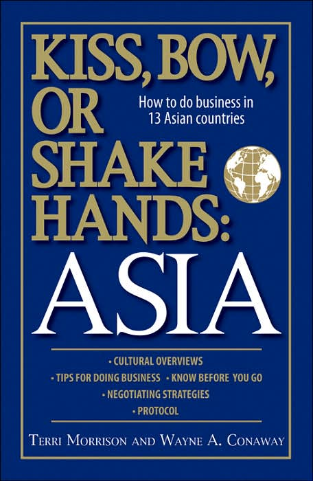 Picture of Business Bestsellers: Kiss, Bow, or Shakes Hands: Asia