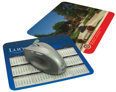 Picture of Ultra-Thin Sticker Mouse Mat