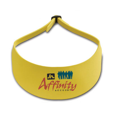 Picture of Adjustable Buckle Visor, Promotional Logo Adjustable Buckle Visor