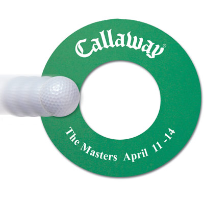 Picture of Golf Putting Ring, Promotional Logo Golf Putting Ring