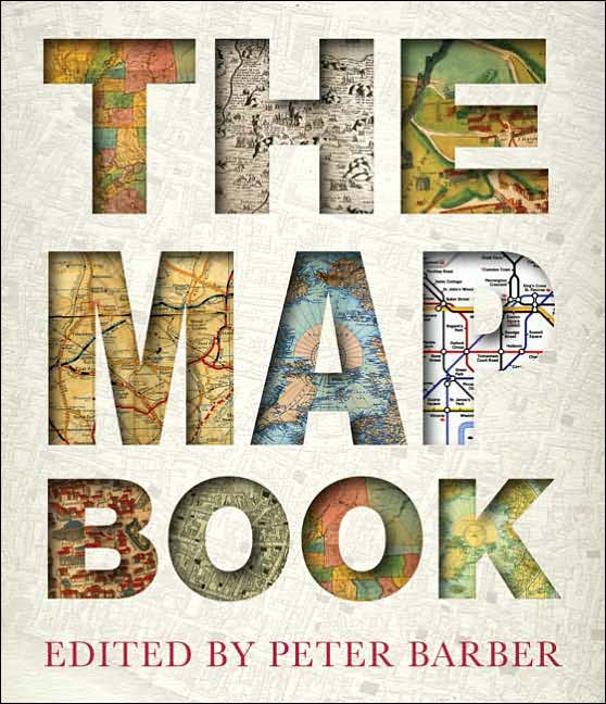 Picture of Gift Book: The Map Book