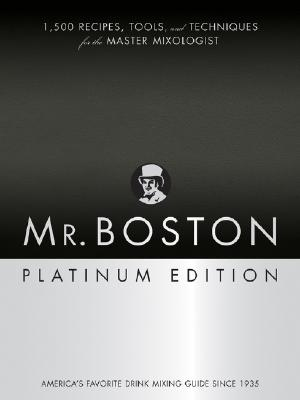 Picture of Drinks: Mr. Boston: Official Bartender's and Party Guide