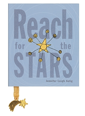 Picture of Quotation Books: Gift of Inspiration Series: REACH FOR THE STARS