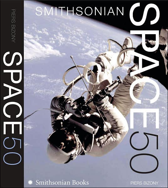 Picture of Gift Book: Space 50 - Smithsonian