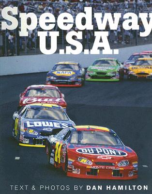 Picture of Sports Book: Speedway U.S.A., Promotional Logo Speedway Gift Book