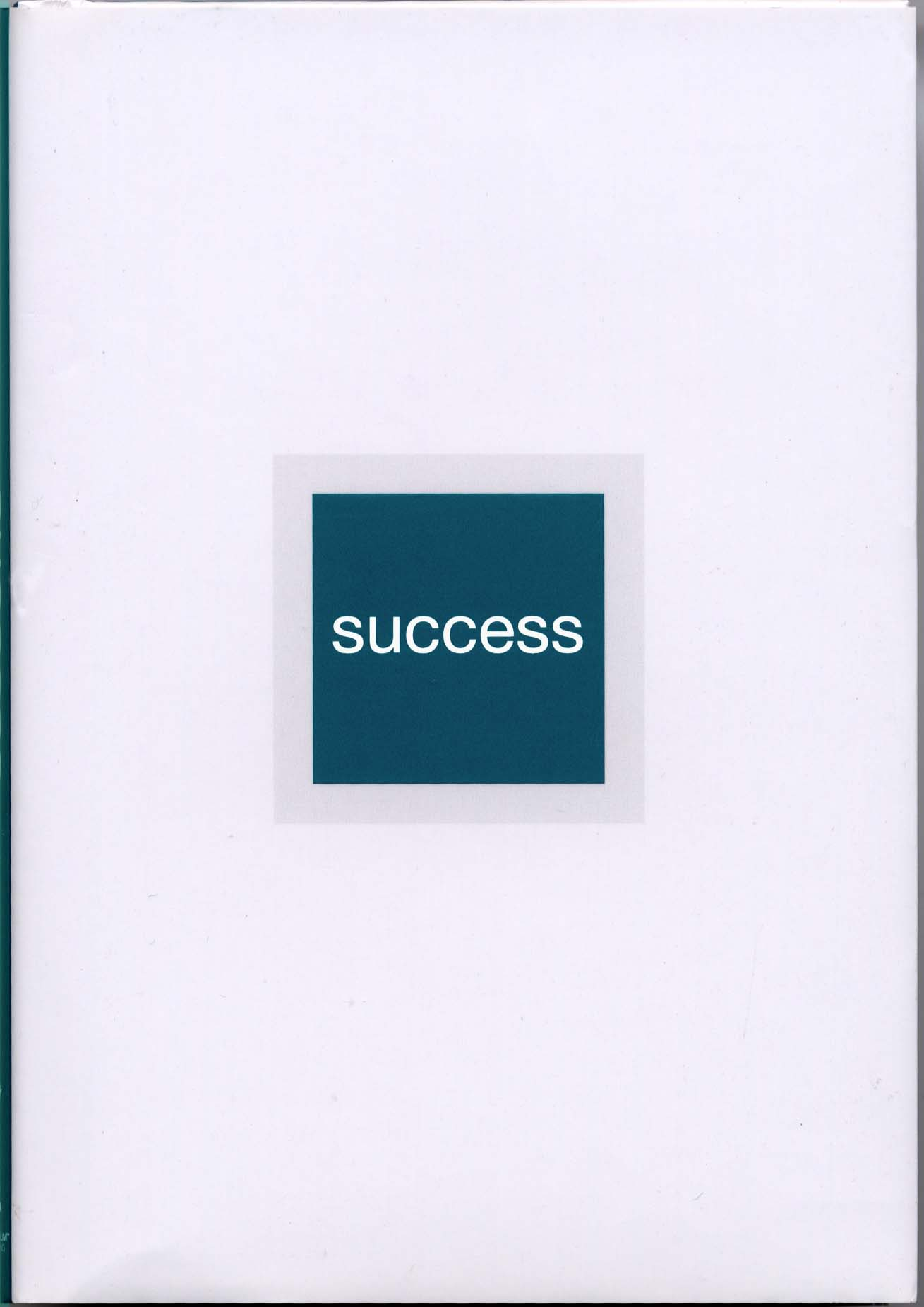 Picture of Quotation Books: Good Life Series: SUCCESS