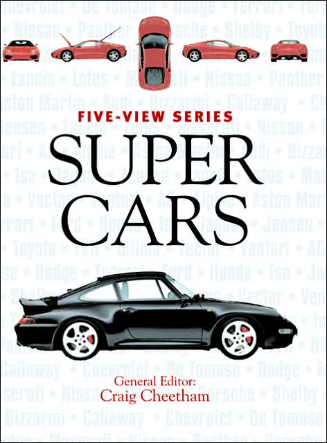 Picture of Gift Book: Supercars: The World's Most Exotic Sports Cars