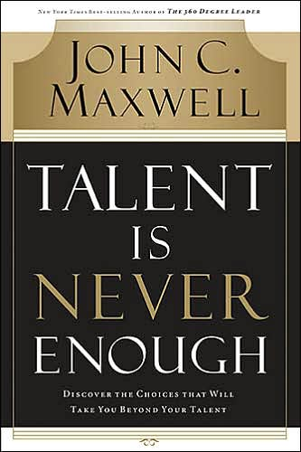 Picture of Business Bestsellers: Talent Is Never Enough