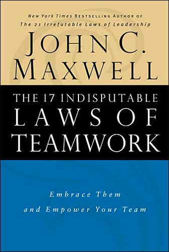 Picture of Business Bestsellers: The 17 Indisputable Laws of Teamwork