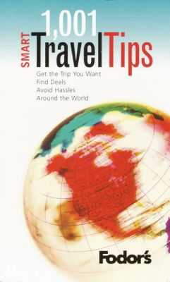 Picture of Books: Travel Guides: Fodor's 1001 Smart Travel Tips, Promotional Logo Fodor's Travel Tips Book
