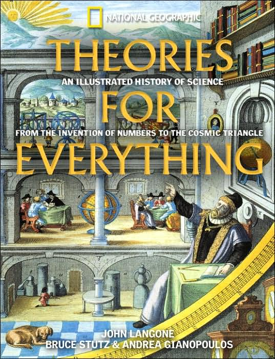 Picture of Gift Book: Theories for Everything: An Illustrated History of Science