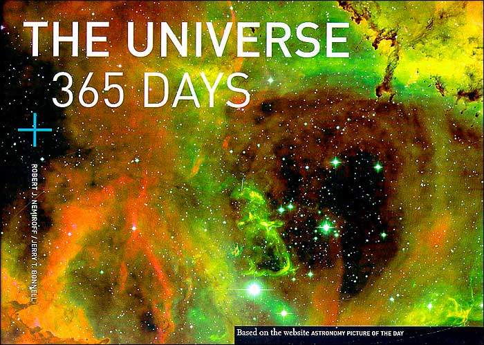 Picture of Gift Book: The Universe: 365 Days