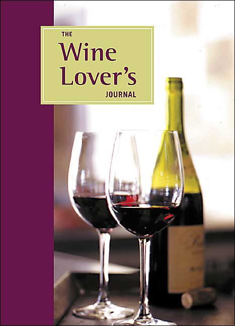 Picture of Wine Book: Wine Lover's Journal, Promotional Logo Wine Lover's Journal