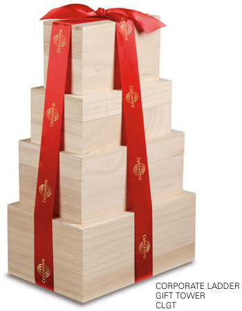 Picture of Corporate Ladder Candy Gift Tower