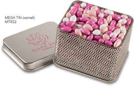 Picture of Mesh Tin Candy Box